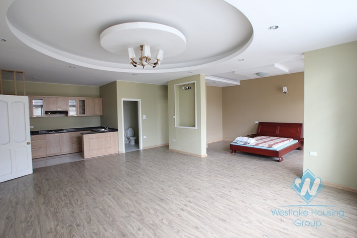 Apartment for rent in Giang Van Minh st, Ba Dinh, Ha Noi