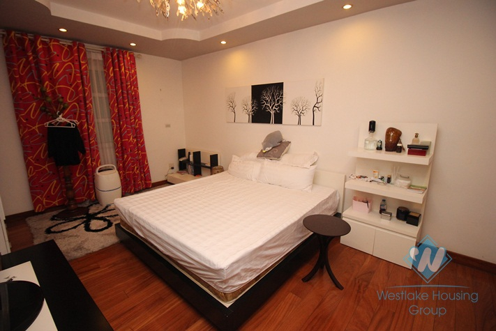 A gorgeous and modern house for rent in Ba dinh, Ha noi
