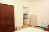 Studio apartment for rent in Dang Thai mai st, Tay Ho District