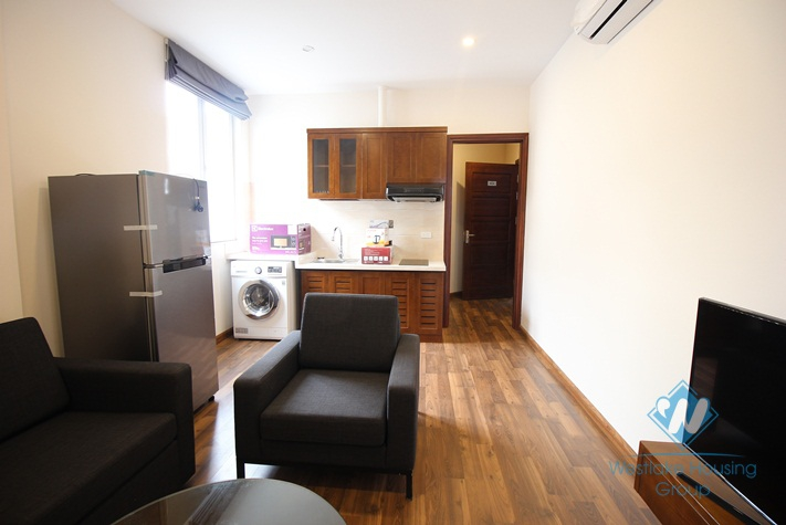 Brandnew apartment in the city centre with great service for rent