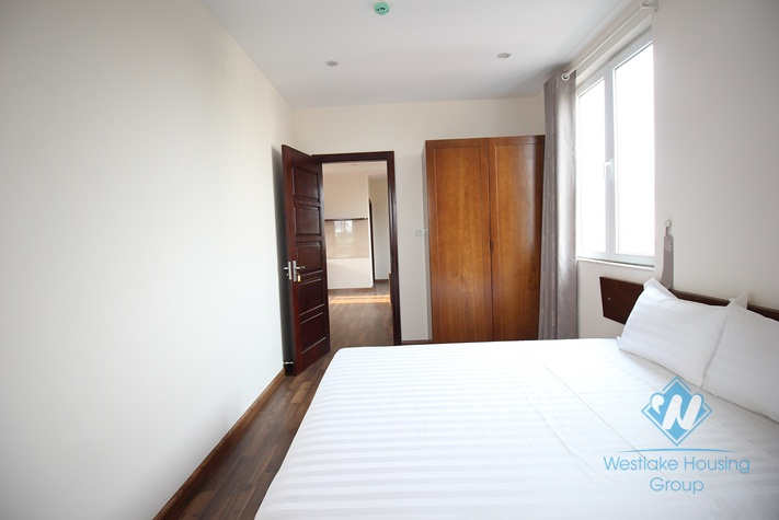 New and modern apartment for rent in the central district Hai Ba Trung, Hanoi