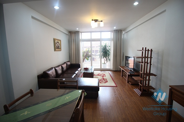 An apartment for rent in Hai Ba Trung district, Ha Noi