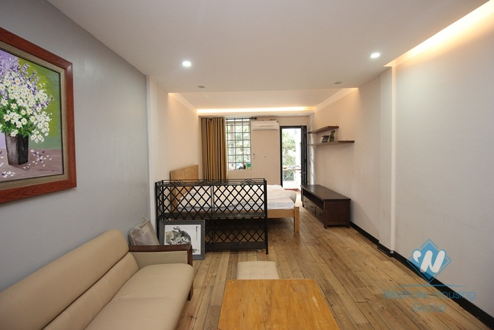 One bedroom for rent in Hoan Kiem district - Ha Noi