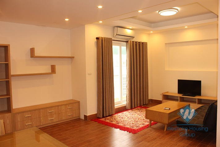 Nice apartment for rent in Au co, Tay Ho, Ha Noi