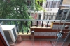 Cheap price apartment with balcony for rent in Hoan Kiem