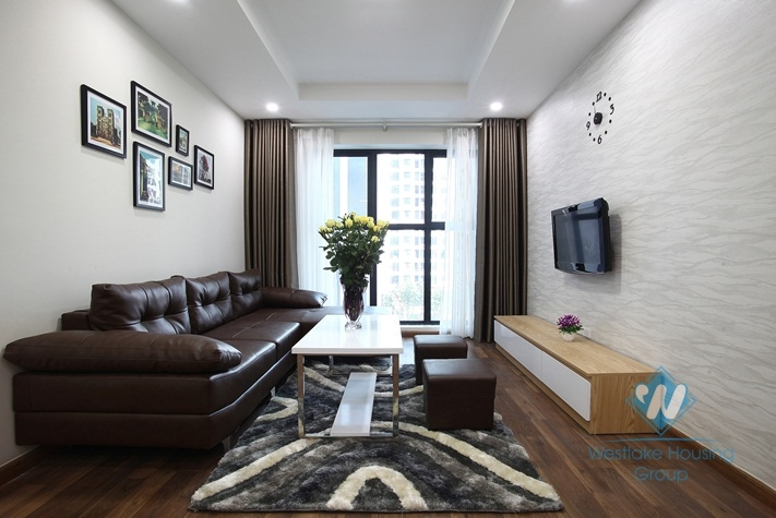 02 Bedrooms apartment for rent in Gold Mark City, Tu Liem district