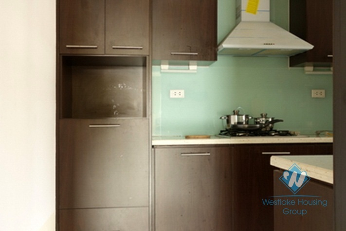 A nice apartment with 3 bedrooms for rent in Chelsea Park, Cau GIay, Hanoi