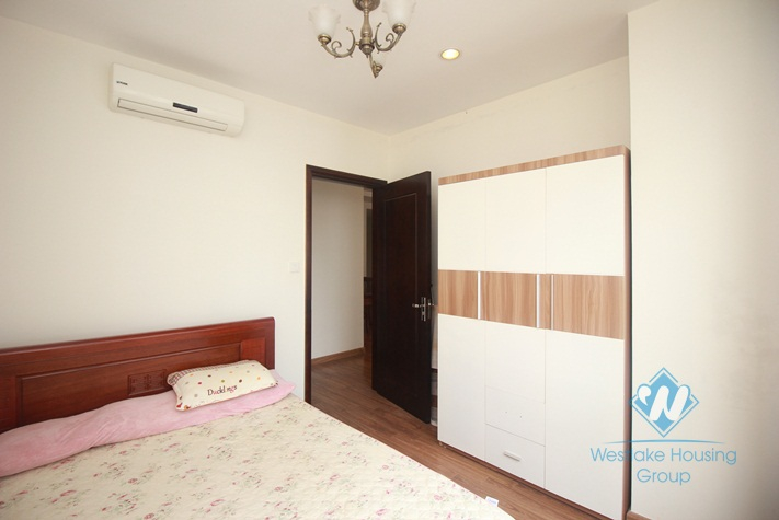 Spacious apartment for rent in complex Times City