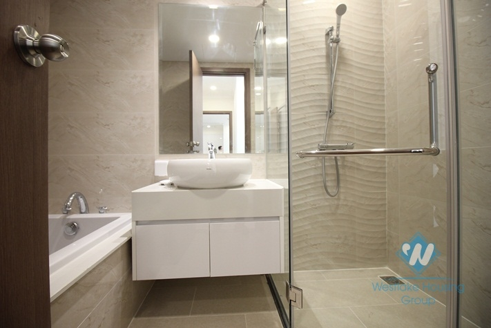 Brand new apartment in Vinhome garden- My Dinh area for rent