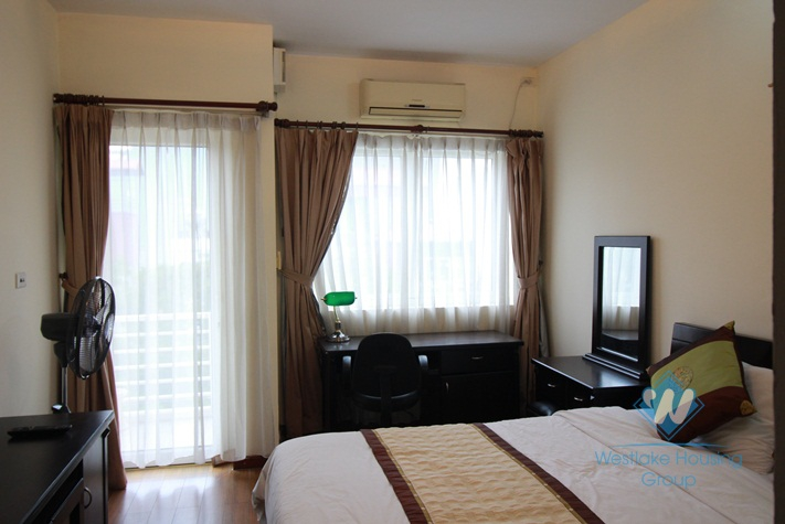 01 bedroom apartment for rent in Hoan Kiem district, Ha Noi