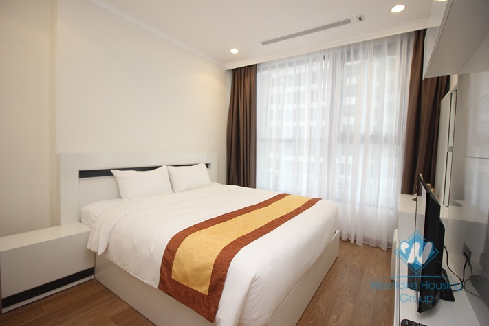 Elegant apartment for rent in Times City, Ha Noi