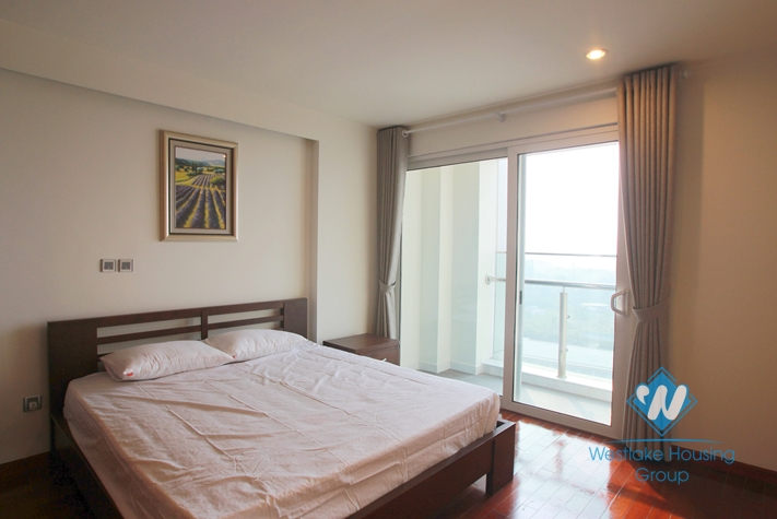 Luxury 02 bedroom apartment for rent in Ciputra, Tay ho, Hanoi