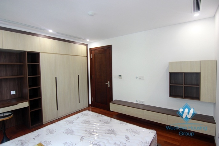Brand new apartment with 02 bedroom for rent in Au Co street