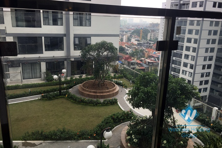 Furnished apartment for rent in Imperial garden, Thanh Xuan, Hanoi