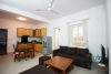 Cozy 1 bedroom apartment for rent on Ngoc Ha, Ba Dinh