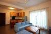 1 bedroom bright and lovely apartment for rent in Ba Dinh