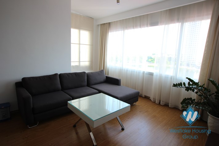 Modern 2 bedrooms apartment for rent in Ba Dinh, Ha Noi