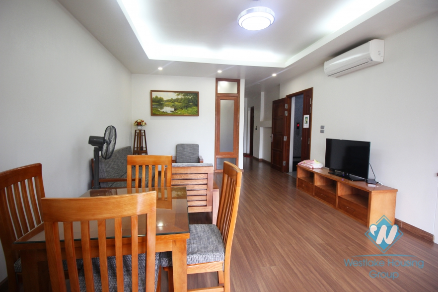 Cozy apartment with great view for rent in Ba Dinh