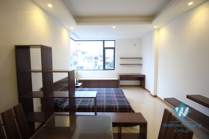A brand new studio for rent in Ba Dinh, Ha Noi