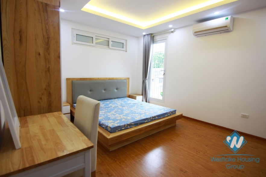 Two bedrooms apartment in good location for rent in Ba Dinh.