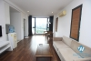 One nice and new apartment for rent in Nguyen Chi Thanh st, Ba Dinh district