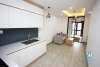 Brand new one bedroom apartment at Giang Vo street, Ba Dinh district, Ha Noi