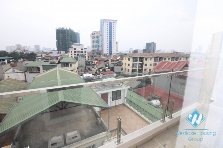 House with 8 floor for rent in Ba Dinh district, Ha Noi City