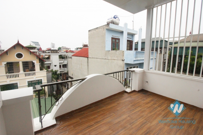 New and nice house for rent in Hoang Hoa Tham, Ba Dinh, Hanoi