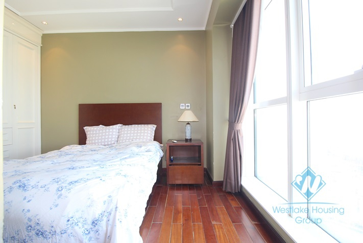 03 bedrooms apartment in Cipura, Tay Ho for rent.