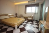 Nice apartment with one bedroom for rent in Ba Dinh district