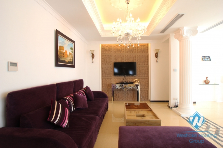 Luxurious studio for rent in Ba Dinh district - Ha Noi