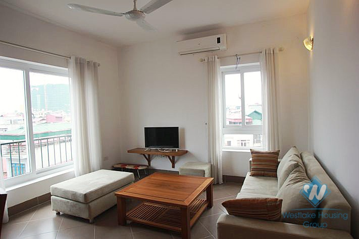Nice apartment for rent in Ngoc Ha St, Ba Dinh, Ha noi