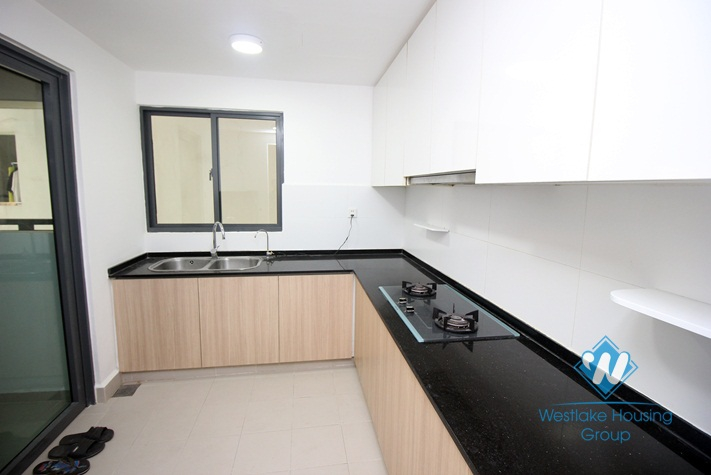 A newly apartment for rent in Ha Dong, Ha Noi