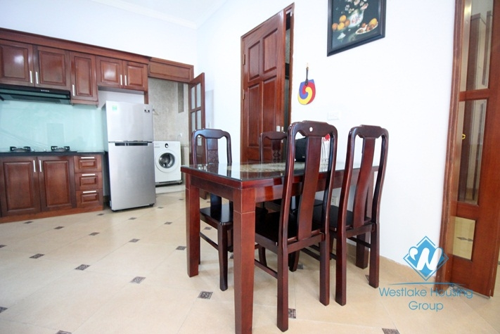 A cheap and spacious apartment for rent in Ba dinh, Ha noi