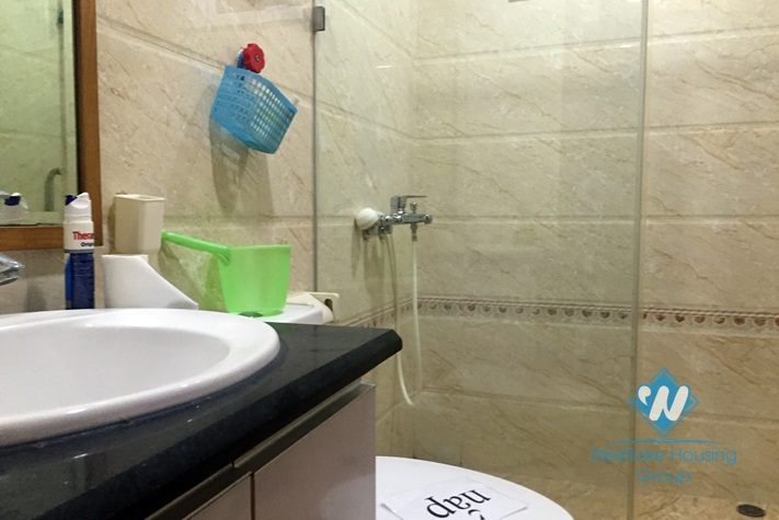 Spacious house for rent in Dong Da district,Ha Noi