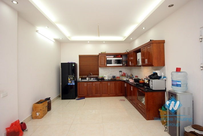 A nice house for rent in Au co, Tay Ho, Ha Noi