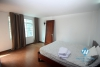 Budget apartment for lease in Tran Quoc Hoan, Ha Noi