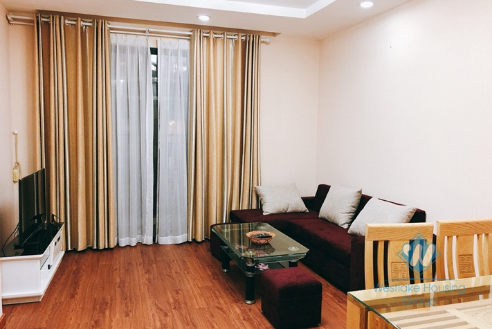 02 Bedrooms apartment in Time city, Minh Khai area for rent