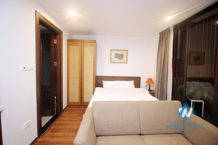 New and cheap studio for rent in Tay ho, Ha noi
