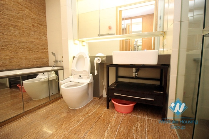 Newly 2 bedroom apartment for rent in IPH Cau Giay, Ha Noi
