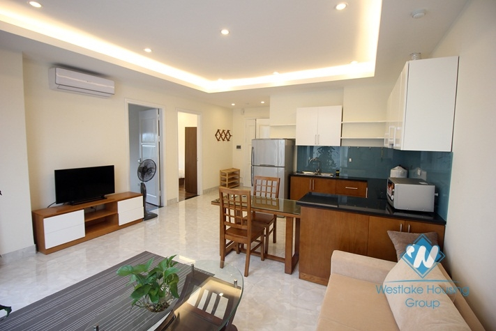Modern 2 bedroom apartment for rent in Dong Da
