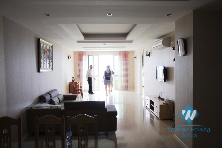 Cheap apartment for rent in P Tower, Ciputra, Tay Ho, Ha Noi