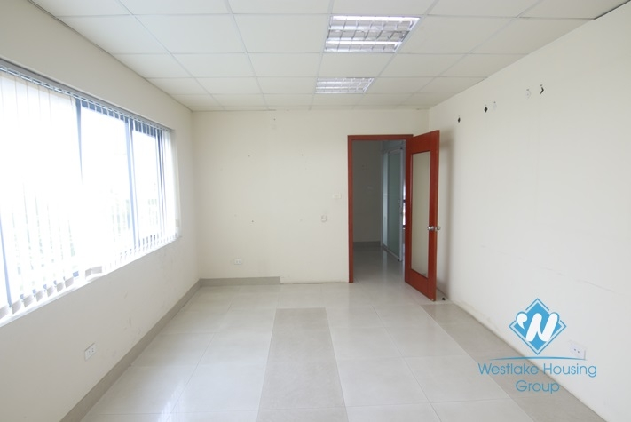 Big area to make an official for rent in Cau Giay district, Hanoi