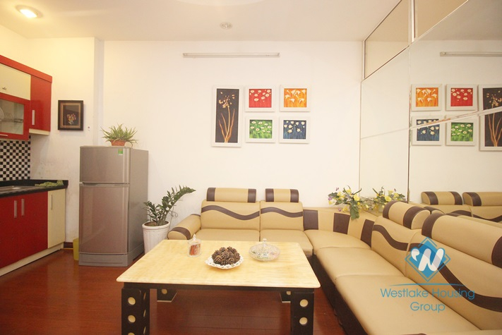A nice apartment for rent in Dong da, Ha noi