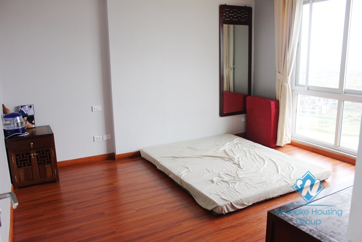 Modern apartment for lease in Ciputra compound, Tay Ho, Hanoi