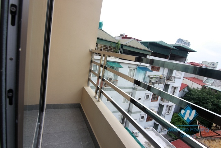 Brandnew apartment for rent in Doi Can, Ba Dinh