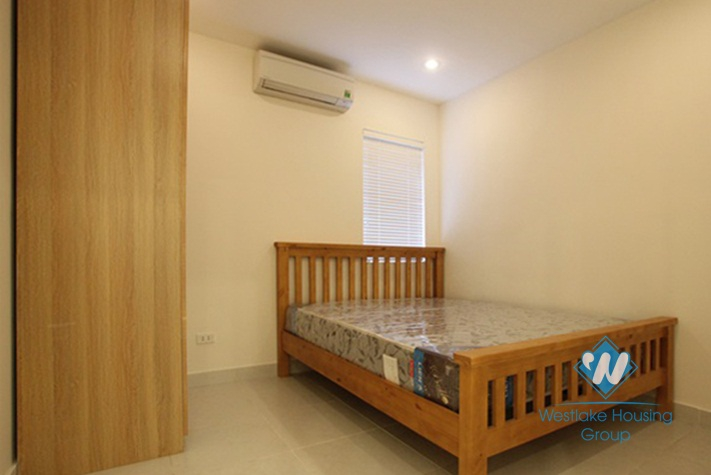 Spacious two bedroom for rent on Lac Long Quan, Tay Ho, Hanoi