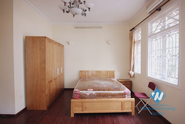 Lovely house for rent in Tay Ho fully furnished