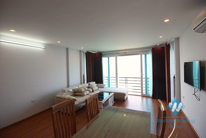 New apartment for rent in Tay Ho with stunning lakeview