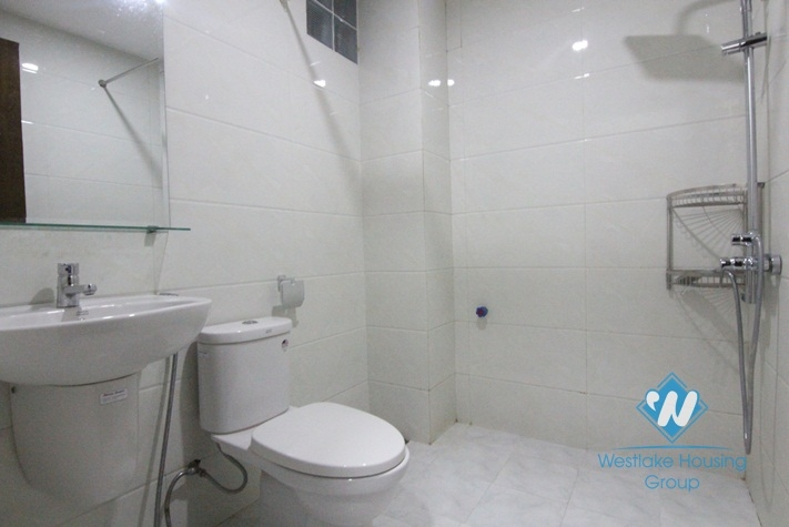Reasonable price for 2 bedrooms apartment for rent in Tay Ho, Hanoi